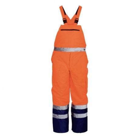 Pantalon cu Pieptar Norway