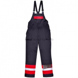 Pantalon cu pieptar Bizflame Plus