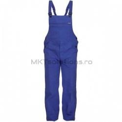 Pantalon Pieptar Albastru