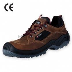 Pantofi Protectie Brown Land S3 Sixton