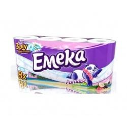 Hartie Igienica Emera 8 buc